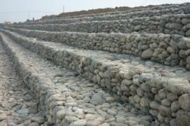 公路边坡石笼网的质量检查要求