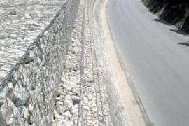 道路用石笼网(高速公路边坡防护石笼网)