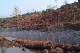 格宾网可以维护生态环境 水土保持