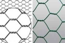 养殖用六角网 VS 防汛用六角网