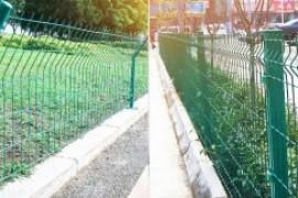 铁丝网围栏的加工成型工艺