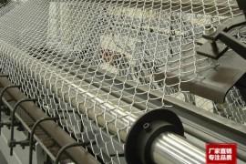 镀锌勾花网的生产制作过程