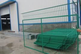 框架护栏网-一种带边框的护栏网